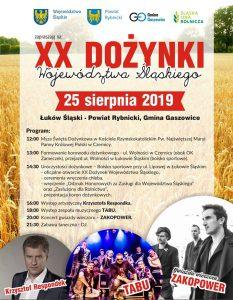 Region: XX Dożynki województwa śląskiego