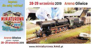 Arena Gliwice: Miniaturowa Polska 2019
