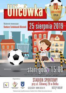 Czerwionka-Leszczyny: Jubileuszowa - dziesiąta edycja Ulicówki