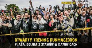 Katowice: Otwarty Trening Runmageddon