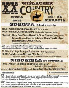 """Region/Wisła XX Beskidzki Piknik Country """"Wiślaczek Country"""""""