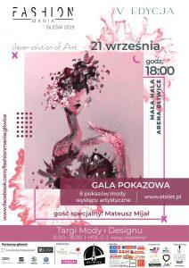 Arena Gliwice: FashionMania Silesia 2019