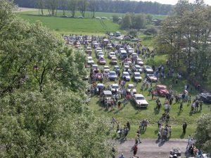 Chudów:  Kolejna impreza dla miłośników motoryzacji