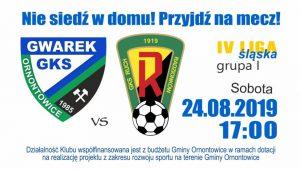 GKS Gwarek Ornontowice vs  Ruch Radzionków