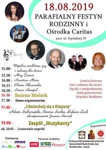 Knurów: Parafialny Festyn Rodzinny i Ośrodka Caritas