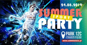 Zabrze: Summer Sport Party w Parku 12C