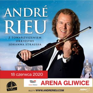 Arena Gliwice: André Rieu - koncert