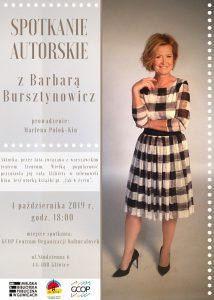 Gliwice: Barbara Bursztynowicz w Gliwicach