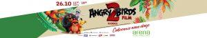 PH Arena Gliwice: Angry Birds 2