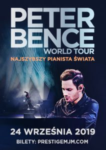 DMiT Zabrze: PETER BENCE WORLD TOUR