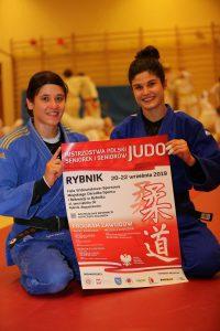 Rybnik: Mistrzostwa Polski w judo seniorek i seniorów