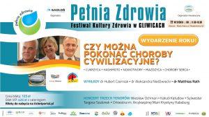 Arena Gliwice: Pełnia Zdrowia. Festiwal kultury zdrowia