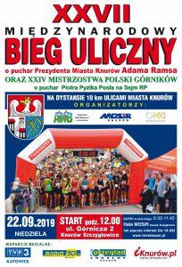 Knurów: XXVII Międzynarodowy Bieg Uliczny oraz XIV Mistrzostwa Polski Górników