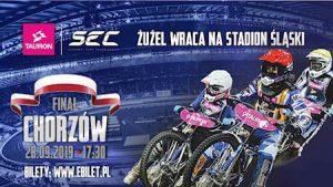 Chorzów: Wielki Finał TAURON Speedway Euro Championship 2019 na Stadionie Śląskim