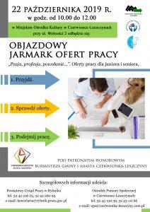 MOK Czerwionka-Leszczyny: Objazdowy Jarmark Ofert Pracy