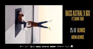 Arena Gliwice: Koncert Bass Astral x Igo