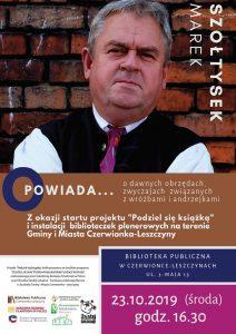 BP Czerwionka-Leszczyny: Spotkanie z Markiem Szołtyskiem