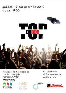 Knurów: Doroczny koncert TopDaDok