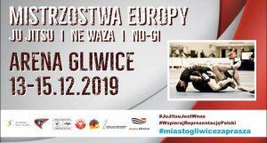 Arena Gliwice: Mistrzostwa Europy NoGi