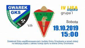 GKS Gwarek Ornontowice vs Znicz -