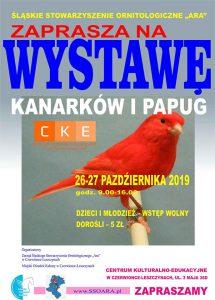 Czerwionka-Leszczyny: Wystawa kanarków i papug