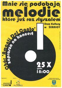DK Żernica: Koncert Chóru Amanti Del Canto
