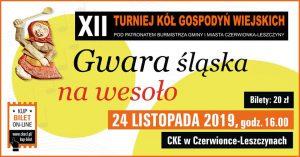 CKE Czerwionka-Leszczyny: Gwara Śląska na Wesoło