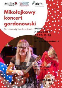 Knurów/Gliwice: Mikołajowy Koncert Gordonowski