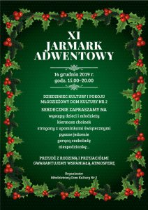 Zabrze: XI Jarmark Adwentowy