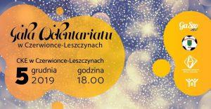 CKE Czerwionka-Leszczyny: Gala Wolontariatu 2019
