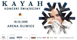 Arena Gliwice: KAYAH – koncert świąteczny