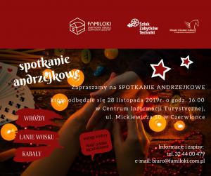 Czerwionka-Leszczyny: Spotkanie andrzejkowe