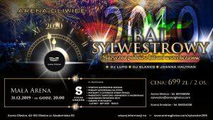 Arena Gliwice: Bal Sylwestrowy