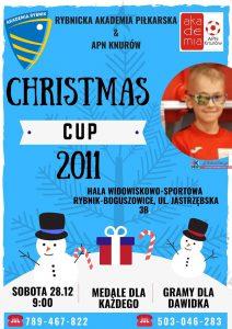 Knurów/Rybnik: Christmas CUP 2011