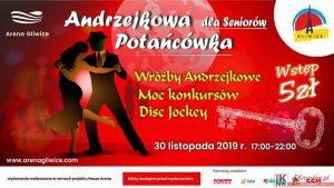 Arena Gliwice: Andrzejkowa Potańcówka dla Seniorów