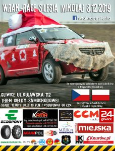 "Gliwice: WRAK-RACE Silesia ""Mikołaj"