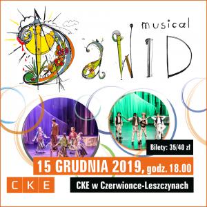CKE Czerwionka-Leszczyny: Dawid – musical