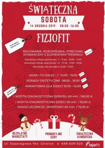 Gliwice: Świąteczna Sobota w Fizjofit