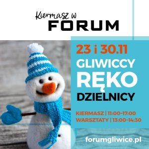 CH Forum: Gliwiccy rękodzielnicy