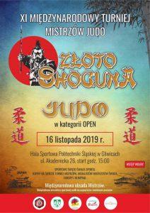 Gliwice: XV Międzynarodowy Turniej Mistrzów Judo