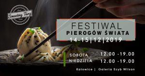Katowice: Festiwal Pierogów Świata