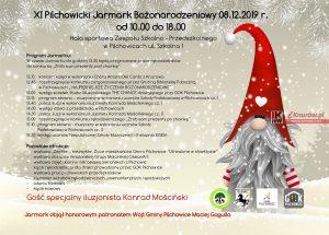 Pilchowice: XI Pilchowicki Jarmark Bożonarodzeniowy