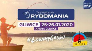 Arena Gliwice: Rybomania 2020 - targi wędkarskie