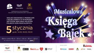 Arena Gliwice: Musicalowa Księga Bajek