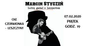 """CKE Czerwionka-Leszczyny: Koncert  """"Lubię gadać z Leonardem"""""""