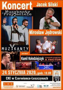 CKE Czerwionka-Leszczyny: Muzykanty i Przyjaciele