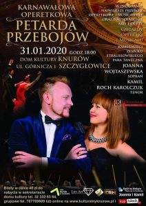 Knurów: Karnawałowa Operetkowa Petarda Przebojów