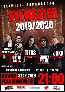 Gliwice: Bardzo rockowy Sylwester