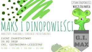 CKE Czerwionka-Leszczyny: Maks i Dino Opowieści