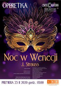 CKE Czerwionka-Leszczyny: Operetka Noc w Wenecji